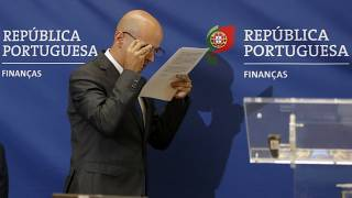 Portekiz Maliye Bakanı Joao Leao