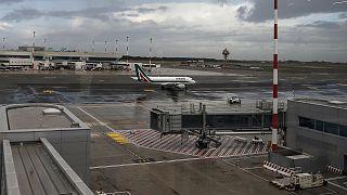 Φωτό αρχείου - Το αεροδρόμιο Φιουμιτσίνο της Ρώμης