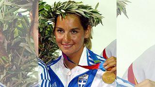 سوفیا قهرمان المپیک یونان