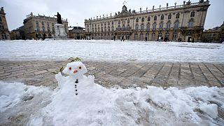 Praça Stanislas, Nancy, França