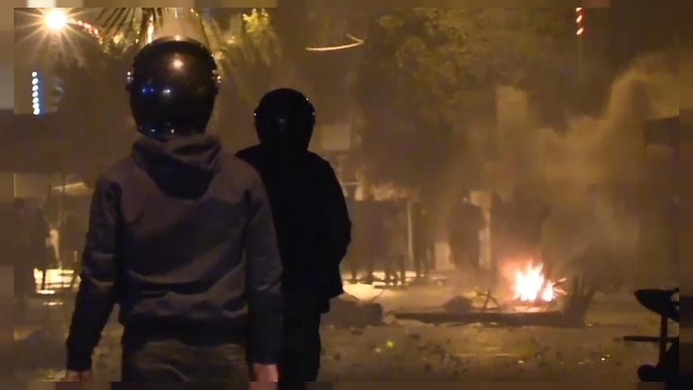 Protests continue in Tunisia against the police and economic crisis