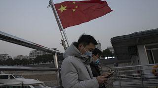 في ووهان الصينية