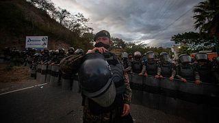 پلیس گواتمالا
