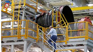 موتور قدرتمند موشکهای جدید ناسا