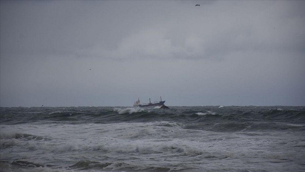 Karadeniz'de batan kuru yük gemisinde ölü sayısı 4'e çıktı, Rus diplomatlar Bartın'da