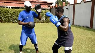 Young and upcoming boxers strive to excel in Gabon