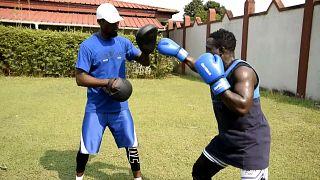 Gabon : la boxe comme mode de vie