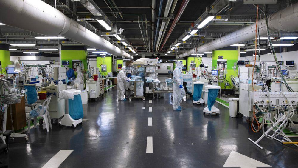 Krankenhaus-Personal überlastet: Covid-19-Patient (47) auf Intensivstation gestorben