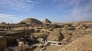Az utóbbi idők legjelentősebb régészeti felfedezése Szakkarában