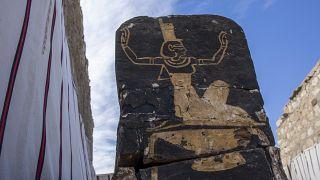 تابوت مصري قديم من بين الاكتشافات الأخيرة