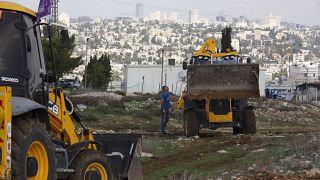 İsrail 2020 yılı içerisinde 12 binden fazla evin yapımına başlanmasına ya da ilerlenmesine izin verdi