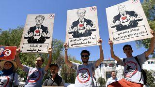 مظاهرات ضد الفساد