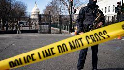 Washington sous tension à deux jours de la passation de pouvoir