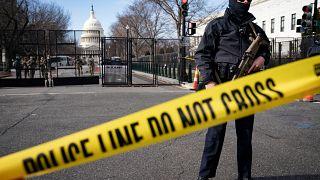 """Sicherheit in USA: """"größte Bedrohung seit Amerikanischen Bürgerkrieg"""""""