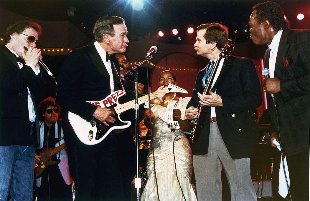 Washington D.C. January 21, 1989. J. Scott Applewhite/ AP