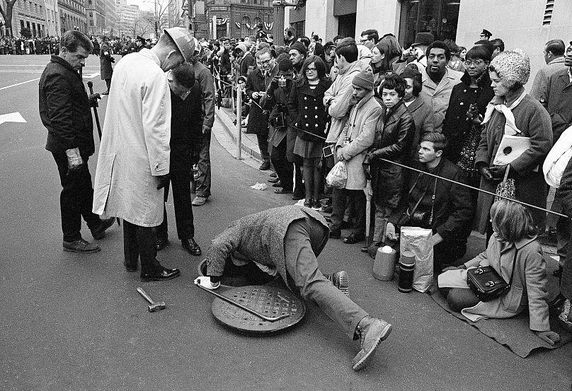 Washington, 20. Januar 1969/AP