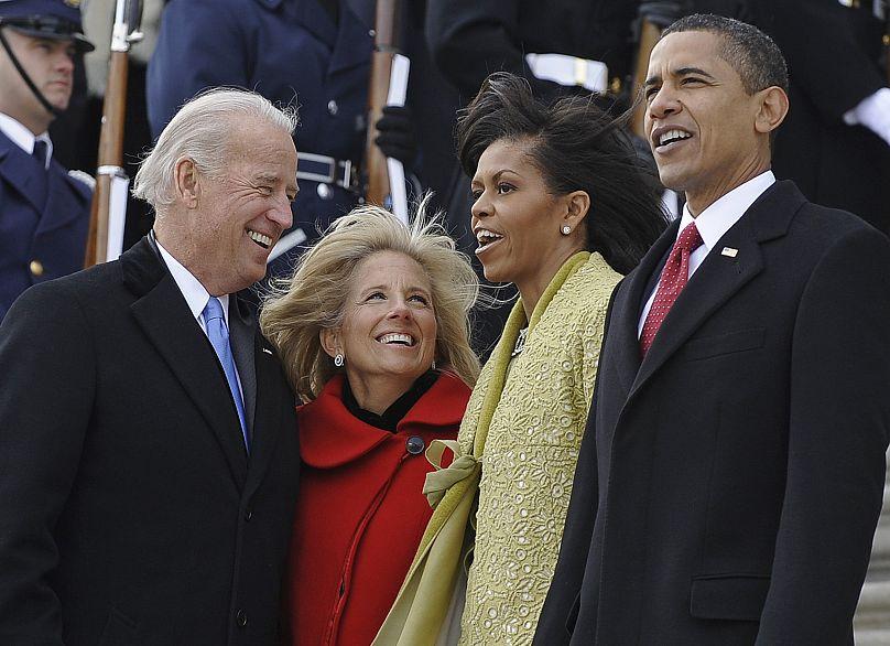 Washington, D.C. January 20, 2009. Jim Watson/AFP