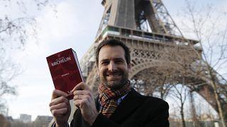 Gwendal Poullennec, directeur du Guide Michelin, dont le palmarès 2021 a été annoncé ce lundi 18/01 à Paris.