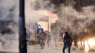 Violent Clashes Continue in Tunisia for Fourth Night