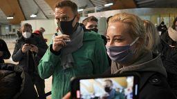 Arrestation d'Alexeï Navalny à Moscou : l'Union européenne et les États-Unis s'insurgent