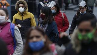 Brezilya koronavirüs salgını