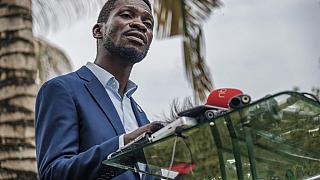 Bobi Wine appelle à des sanctions de la communauté internationale