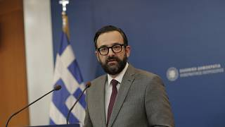 O κυβερνητικός εκπρόσωπος της Ελλάδας, Χρήστος Ταραντίλης