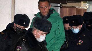 L'Ue chiede la liberazione di Navalny