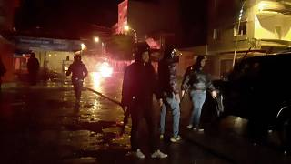 Νέο κύμα βίαιων διαδηλώσεων στην Τυνησία