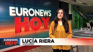 Lucía Riera, Euronews Hoy