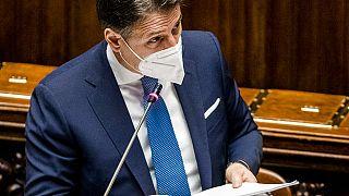 İtalya'da hükümet krizi: Başbakan Conte Meclis'ten güvenoyu aldı; sıra Senato'daki oylamada