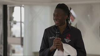 Senegal-born chef Mory Sacko named young chef of the year