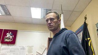 """Nawalny nach Verurteilung zu 30 Tagen Haft: """"Wovor hat diese Kröte Schiss?"""""""