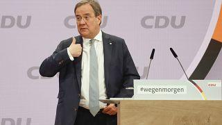 أرمين لاشيت، رئيس حزب الاتحاد الديمقراطي المسيحي/ألمانيا