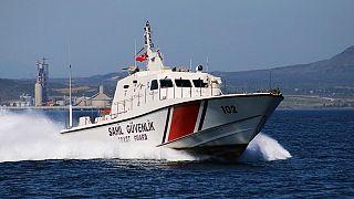 Türk Sahil Güvenlik Gemisi
