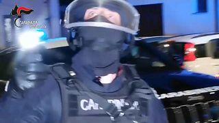 Polícia italiana deteve 49 pessoas na operação Faust