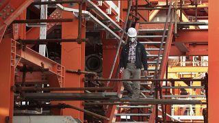 تاسیسات صنعت گاز ایران در پارس جنوبی