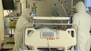 Les hôpitaux sont au bord de la saturation au Portugal
