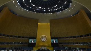 Nine African nations in debt to UN lose voting rights