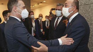 """""""Lieber Heiko"""", """"lieber Mevlüt"""": Die Stimmung beim Treffen der Außenminister in Ankara war betont herzlich"""