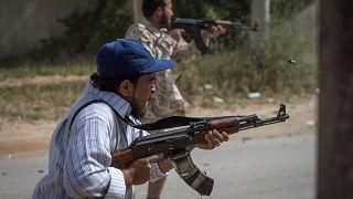 Un accord pour le respect de l'embargo sur les armes en Libye