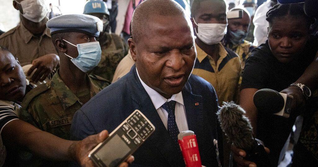 La Cour constitutionnelle valide la réélection de Faustin Archange Touadéra    Africanews