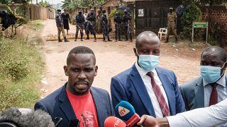 L'opposant Bobi Wine est privé de ses droits