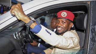 بابی وین چهره مخالف دولت اوگاندا