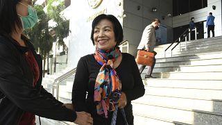 آنچان زنی که به بیش از ۴ دهه زندان به اتهام توهین به پادشاه محکوم شده است