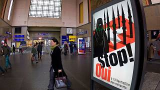پیشنهاد برای ممنوعیت برقع در سوئیس