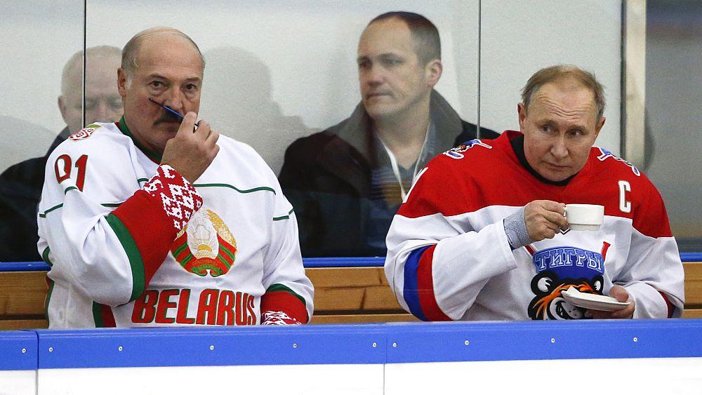 Kompensation für Verlust der Eishockey-WM: Belarus bekommt Finanzspritze
