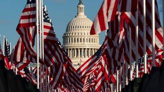 Joe Biden asumirá el poder en la ceremonia de investidura con mayor de seguridad de la historia de Estados Unidos, debido a las amenazas tras el asalto al Capitolio.