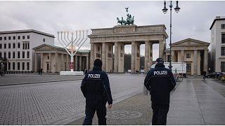 الشرطة الالمانية