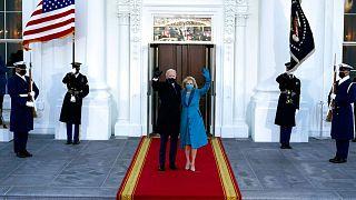 جو بایدن، چهل و ششمین رئیسجمهوری آمریکا